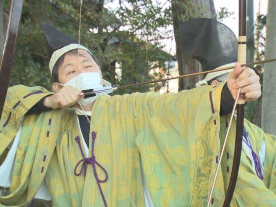 20210125-御弓の行in天満神社(水口町和野)00000000-1024x576